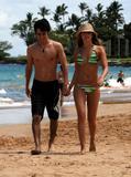 Ashley Tisdale in small bikini celebrates 23rd birthday in Hawaii