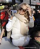 Pamela Anderson in Canada 11.26