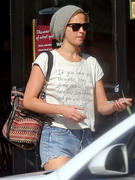 Jennifer Lawrence out in LA 15th September '14