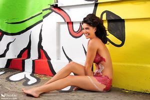 Джессика Зор, фото 999. Body Paint For Sobe Photoshoot / MQ Jessica Szohr Tagged, foto 999,