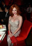 Christina Hendricks - Emmy Awards Governors Ball in LA 09/23/12
