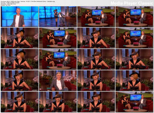 Lady Gaga - Interview + Judas - 04.28.11 (The Ellen DeGeneres Show) - HD 1080i