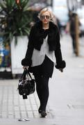 Fearne Cotton at the Radio 1 Studios in London 8th February x6
