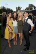 Halston Sage, Lulu Antariksa, Samantha Boscarino - TeenNick HALO Awards 2011