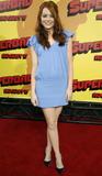 EMMA STONE -- Superbad Premiere -- Aug 13 -- HQ x 6