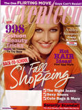 Ashlee Simpson - Seventeen Mag - Sep 07