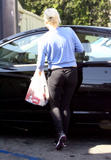 Sophie Monk candids in tight pants, August 21, 2008 - 11HQ